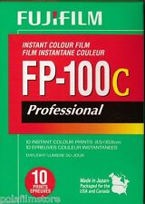 Fuji FP-100C Instant Film  Fujifilm 20 packs Polaroid 669 200 exposures