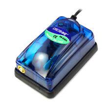 Home 3W Super Silent Adjustable Aquarium Air Pump Fish Tank Oxygen Air Pump
