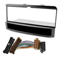 Radioblende Set FORD Fiesta Focus Mondeo Galaxy Autoradio Blende Rahmen Adapter