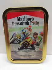 Transatlantic Trophy Motorcycle Race Bike Cigarette Tobacco Storage 2oz Tin