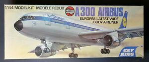 AIRFIX - A300 AIRBUS LUFTHANSA - 1/144 SCALE - #6176-4 - VINTAGE NEW OLD STOCK
