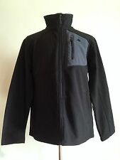 SNOZU PERFORMANCE BLACK SPRING JACKET MEN'S LARGE MINT CONDITION