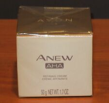 Avon Anew Aha Alpha Hydroxy Acid Refining Cream $30 Nib