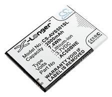 3,7 V Batterie adapté pour Archos 50b Neon | ac50bne ac50bne 1icp5/56/78 | 2000 MAH