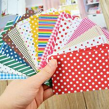27PCS Craft Washi Stickers Scrapbook Masking Tape Pack Labelling Decorative WFEU