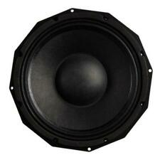 """15"""" Inch Speaker Driver 800w RMS Replacement Chassis Woofer 8 Ohm Pd1550"""