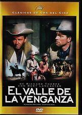 EL VALLE DE LA VENGANZA de Richard Thorpe (Clásicos de oro del cine V.O.S.)