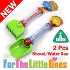 Early Learning Centre 2Pc Set Beach Sand Shovel Rake Water Gun Children Toy