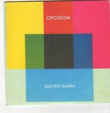 (DN462) Opossom, Electric Hawaii - 2012 DJ CD