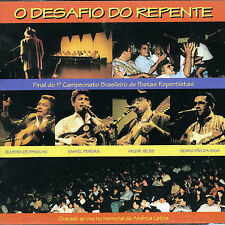 VARIOUS ARTISTS - O DESAFIO DO REPENTE NEW CD