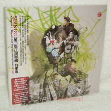 SHINee Vol. 3 Chapter 1 Dream Girl-The misconceptions of you Taiwan CD