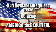 """""""RELAXING in AMERICA"""" Relaxation / Meditation / Travel Video, DVD"""