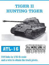 1/35 ATL16 FRIULMODEL METAL TRACKS for GERMAN TIGER II for TAKOM DRAGON PROMOTE