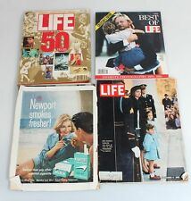 LIFE 50 YEAR ANNIVERSARY, BEST OF 78 TO 91, KENNEDY MEMORIAL AND OTHERS