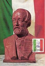 15) Maximum Card ITALY  Sculpture Mazzini
