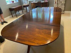 Victorian Mahogany (extending) Dining Table
