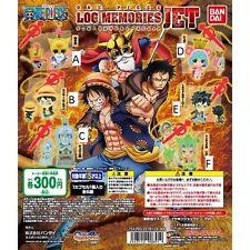 *Official* One Piece Log Memories Jet Dust Cap Pluggy Figurine (Gashapon)