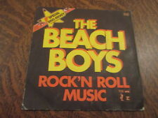 45 tours the beach boys rock and roll music