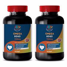 Immune Support Liver Softgels - Omega 8060 3000mg - Omega 3 6 9 For Dogs 2B