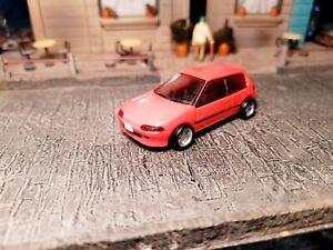 Yujin Initial D Honda Civic 1/72 BIN