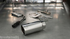 2013-2018 TUNDRA EXHAUST TIP CHROME TOYOTA FACTORY GENUINE OEM NEW