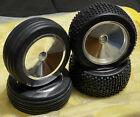 Tire Set OFF-ROAD SQUARE DRIVE For FG Smartech Nutech Duratrax Carson 1/5 RC