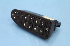 2001 BMW 740iL E38 #1 FRONT LEFT DRIVER MASTER DOOR AUTO FOLD SWITCH 6904339