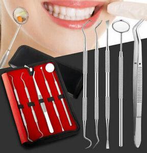 Dei dentale Kit Sbiancamento Tartaro Professionale l'igiene Pulizia Denti IT