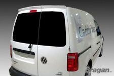 To Fit 2015+ VW Volkswagen Caddy Back Rear Roof Spoiler Barn Door Factory White