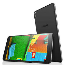 """Lenovo PHAB PB1-750P 6.98"""" 2GB RAM 32GB ROM 4G Quad Core 13.0MP Black F02"""