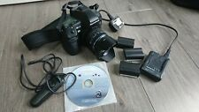Olympus E-3 10.1MP Digital SLR Camera - Zuiko 14-42mm 3.5-5.6 ED lens, 4 batter