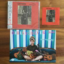 JAPAN STICKER+8 TRACK CD WITH 2 BONUSTR+FLYER! GRACE VANDERWAAL LETTERS VOLUME 1