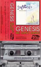 GENESIS - We Can't Dance > MC Musikkassette , takt poland