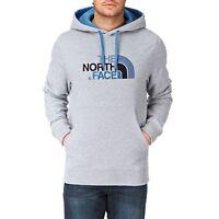 NORTH FACE Mens Hoodie Hoody  GREY  Fleece Hooded top new jumper M L XL XXL