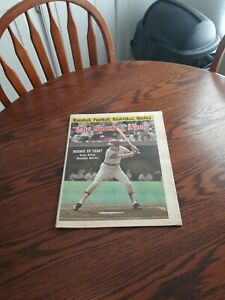 AUGUST 10,1974-THE SPORTING NEWS-GREG GROSS OF THE HOUSTON ASTROS(MINT)