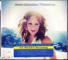 Sarah McLachlan - Wintersong (Digipak) Korea Import Sealed Audio CD Brand New