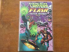 Green Lantern Flash Faster Friends 1 (DC Comics) 1996