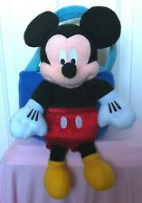 Disney Mickey Mouse Plush Halloween Basket - Trick-Or-Treat by Kcare!