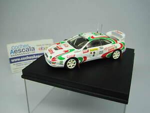 Trofeu 1/43 Toyota Celica GT four Rallye Monte Carlo 1995 kankkunen 704 Castrol