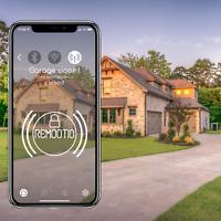 Smart Gate and Garage Door Controller | Bluetooth & WiFi | REMOOTIO