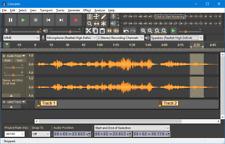 Audacity Pro Audio Editing Studio Music Sound Record Software Download Windows�✔