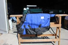 """Premium mini  horse 42"""" waterproof 1200 d turnout sheet with soft lining"""