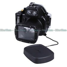 PRO 40M Waterproof Underwater Camera Housing Case for Canon EOS M & 18-55mm Lens