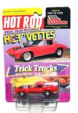 RACING CHAMPIONS HOT ROD ISSUE #6 1963 CHEVY CORVETTE 1:53  SCALE