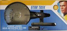 Star Trek Legends Electronic Ship USS Enterprise 1701 HD Version Diamond Select