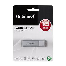 SUPERBE CLE USB HAUT DE GAMME FINITION ALUMINIUM 16go Intenso / en 16 go 16gb