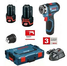 new Bosch GSR 12V-15 FC PRO Drill/Driver Combo Unit 06019F6071 3165140847735