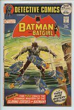 1972 DC DETECTIVE COMICS #419* NEAL ADAMS , BATGIRL BACKUP STORY  VF-   S3
