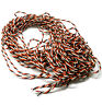 For Futaba Extension Lead Wire Twisted 2m 200cm 22AWG 2 Meters