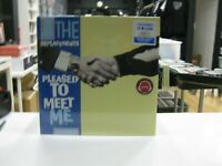 The Replacements LP Europa Pleased To Meet Me 2020 Limitierte Blue Transluced